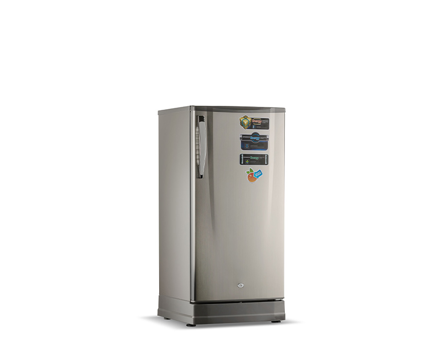 Changer Single door Refrigerator BC-170